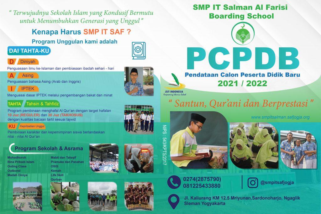 Brosur PCPDB 2021/2022